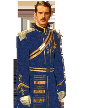 Lt. Commander Barton, Gabriel Ambrose III
