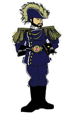 Commodore Maxby