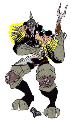 Klinkon Warrior