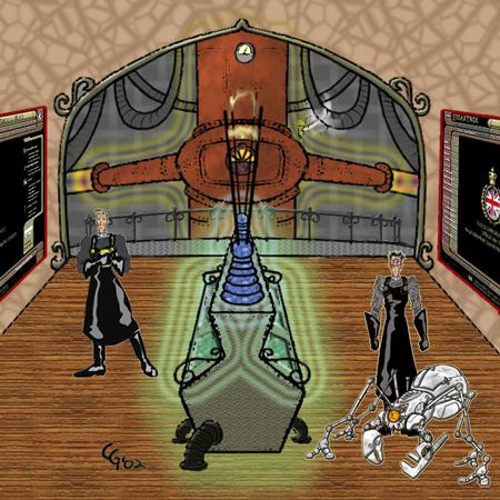 Ship's Core Furnace